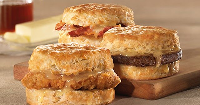 Hardee's Launches New Honey Butter Biscuits | Brand Eating
