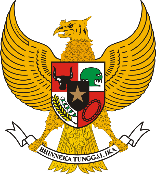 Logo Garuda Pancasila  Ardi La Madis Blog