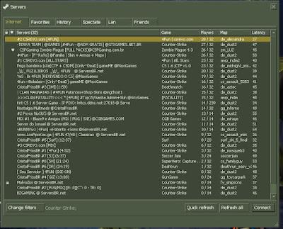 MasterServer.vdf CS 1.6 (Servidores Brasileiros) - Como corrigir!