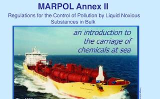 MARPOL ANNEX II