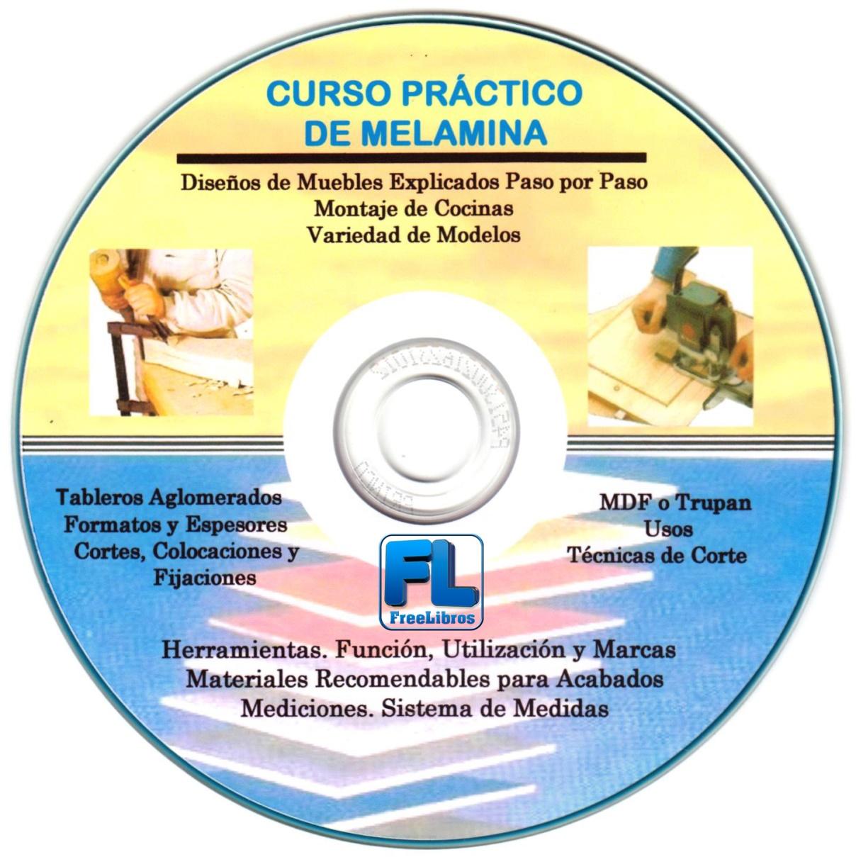 Curso pr ctico de melamina freelibros for Melamina cursos gratis