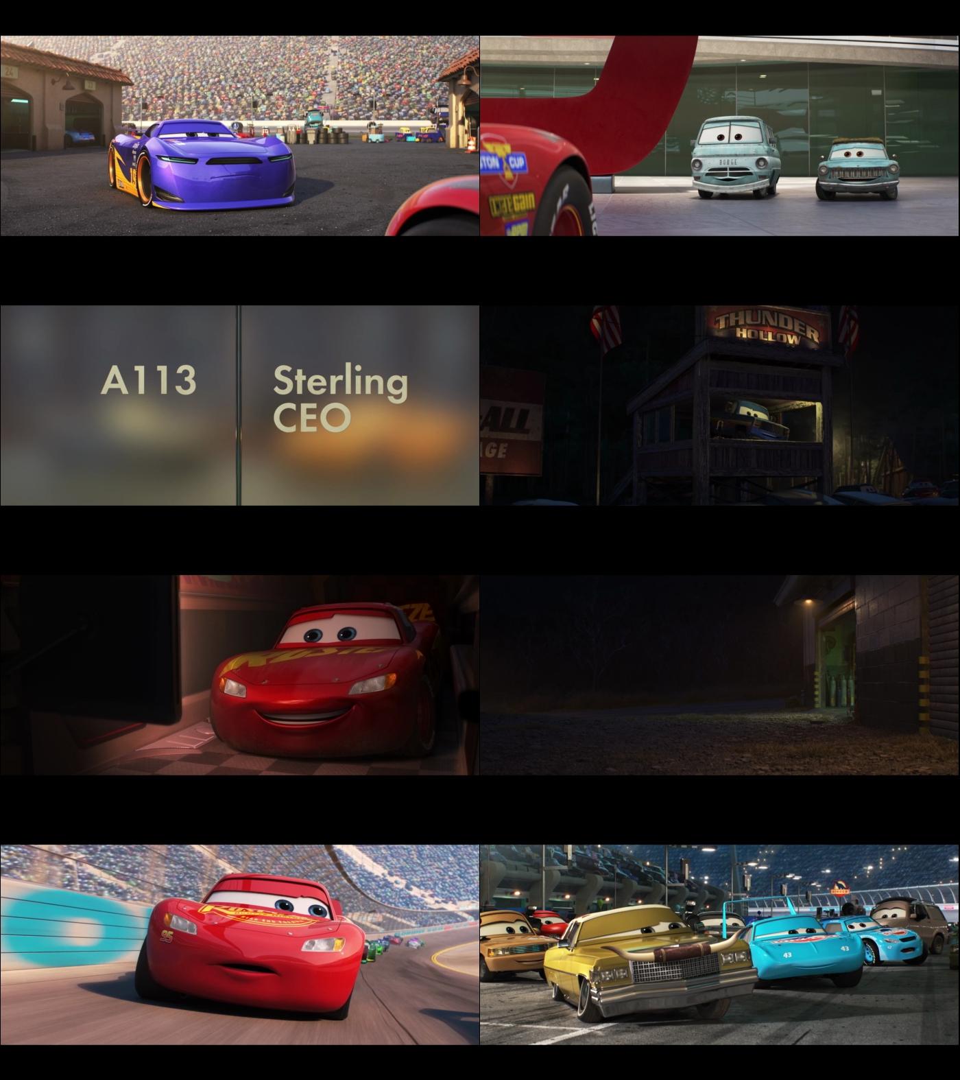 Cars 3 1080p Latino