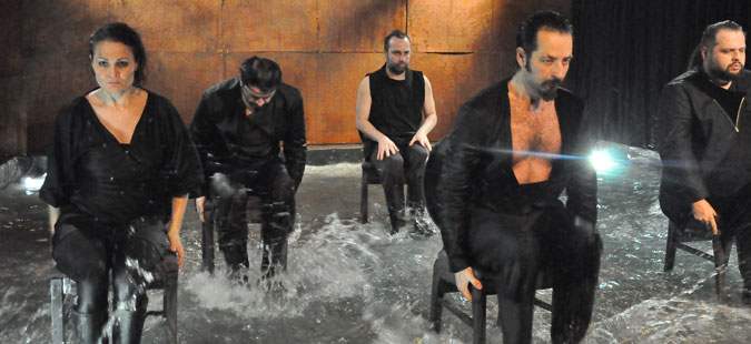 Skopje-based Turkish Theater performs at INFANT Novi Sad