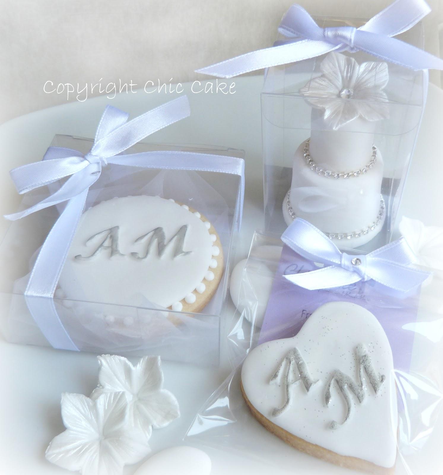 Segnaposto Matrimonio Biscotti.Chic Cake Biscotti Matrimonio Wedding Cookie