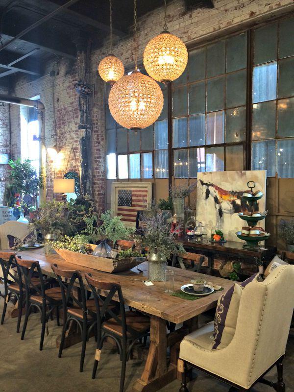 Urban Farmhouse Designs Okc, Farmhouse Dining Tables Okc