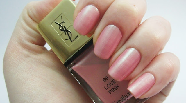 Yves Saint Laurent Love Pink #69
