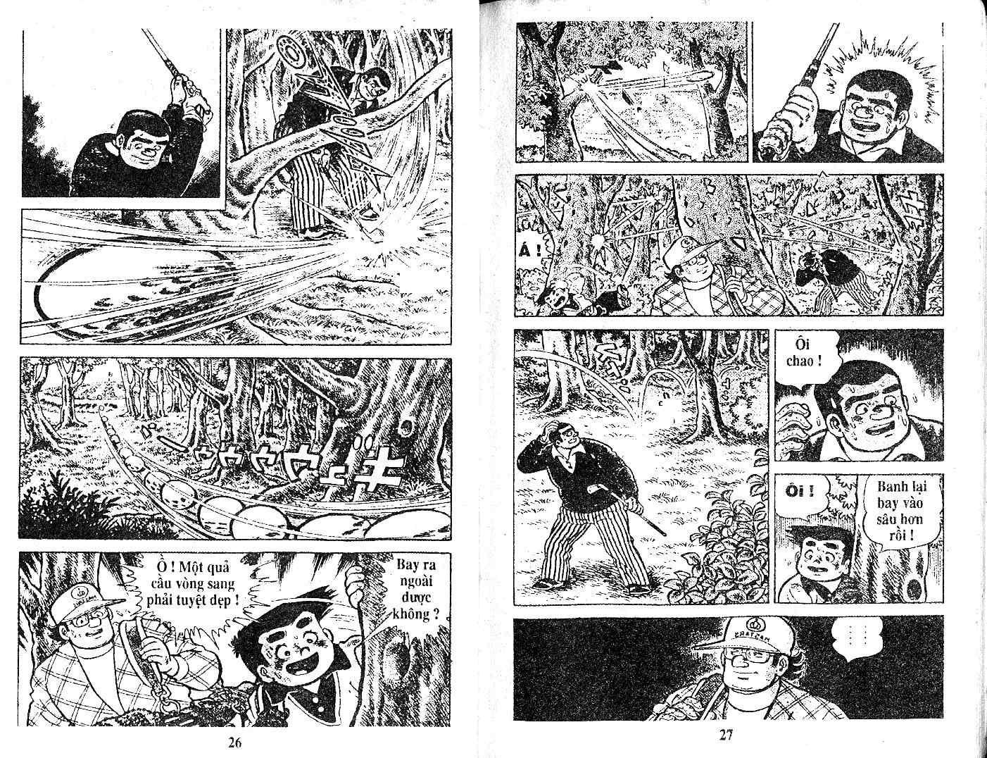 Ashita Tenki ni Naare chapter 18 trang 11