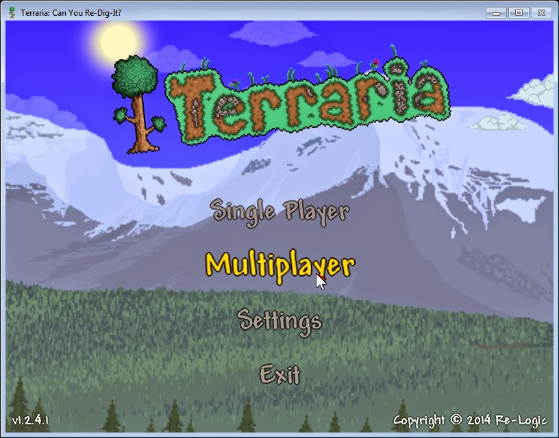Terraria PC - How to Join Online Multiplayer World