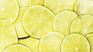 Jeruk nipis atau lemon