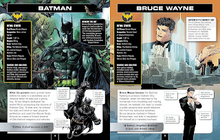 Batman Character Encyclopedia - Batman