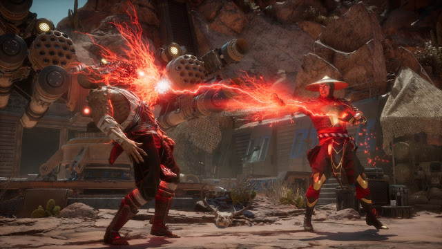Mortal Kombat 11 Free Download (FULL UNLOCKED)