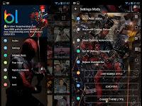 Download BBM MOD Deadpool v3.0.1.25 APK Terbaru