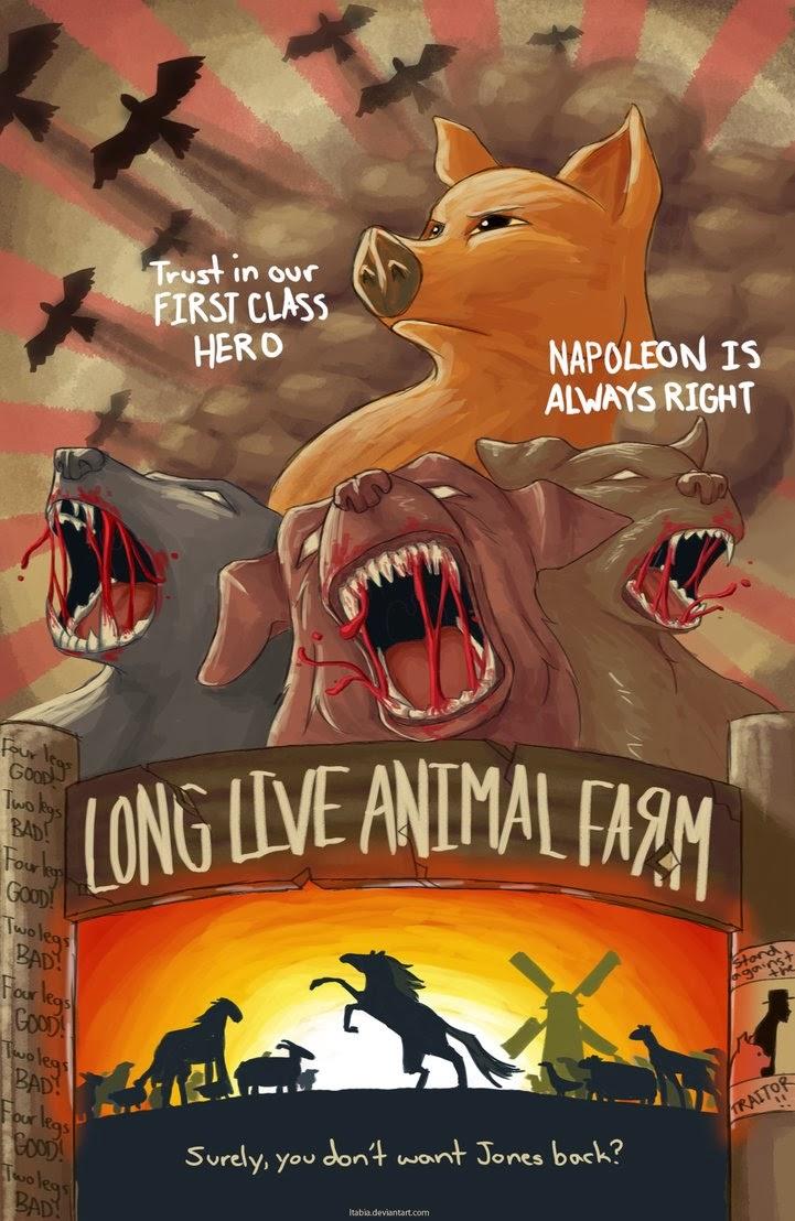 animal farm movie propaganda - photo #4