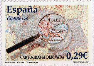 CARTOGRAFÍA DERIVADA, TOLEDO