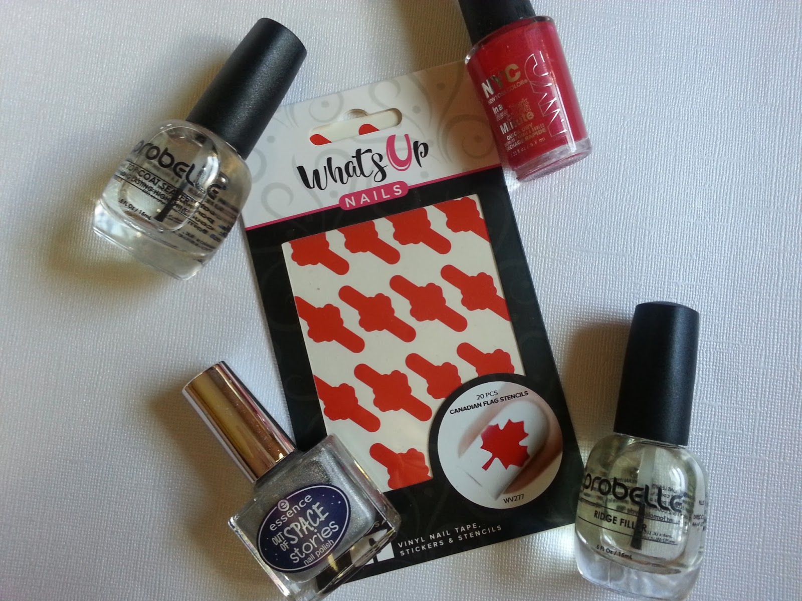 Anyway With Canada Day Coming Up Soon July 1st I Decided Wanted In On The Themed Nails And This Is What Came