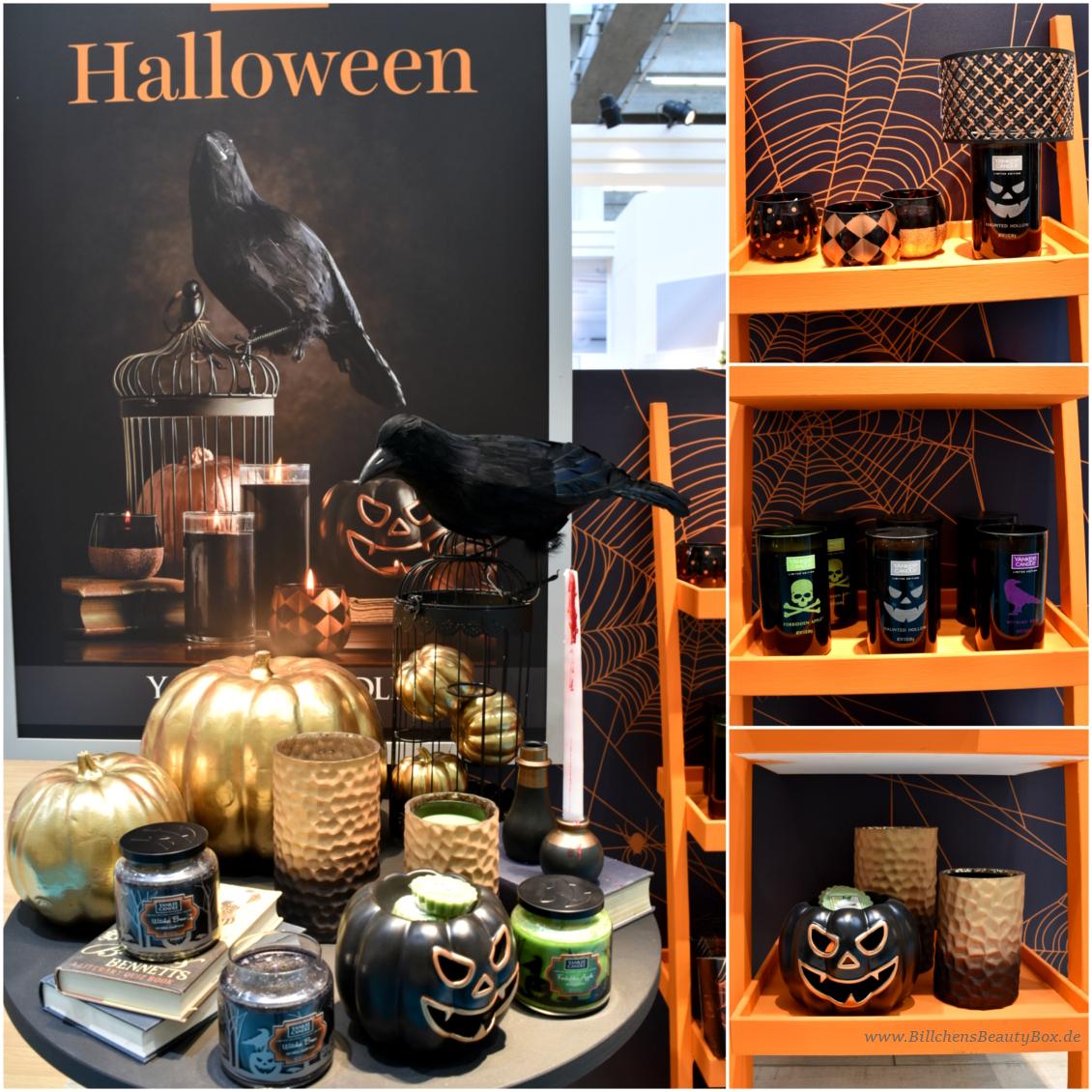 Yankee Candle - Halloween 2017 Kollektion, Düfte, Accessoires und Duftbeschreibungen