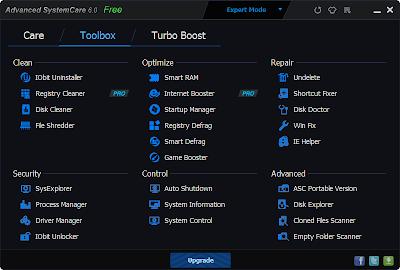 Advanced SystemCare Pro V6 Screenshot ১ বছরের লাইসেন্স কী সহ Free Full Download Advanced SystemCare Pro V6 with Serial Crack