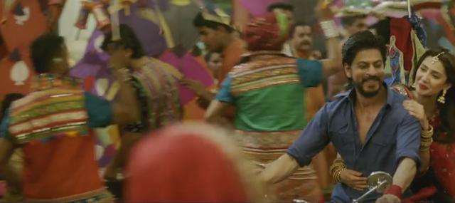 Shahrukh Khan's Raees Movie Download