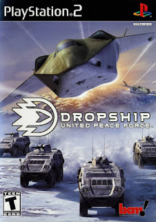 Dropship United Peace Force ps2