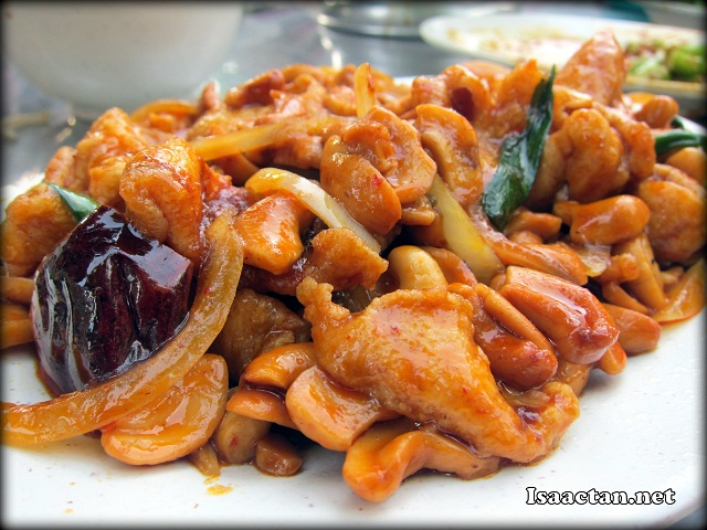 Spicy Chicken with Cashew Nuts - RM10