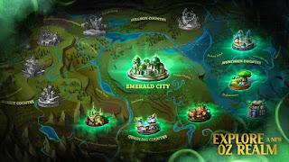Oz: Broken Kingdom™ Mod - 1