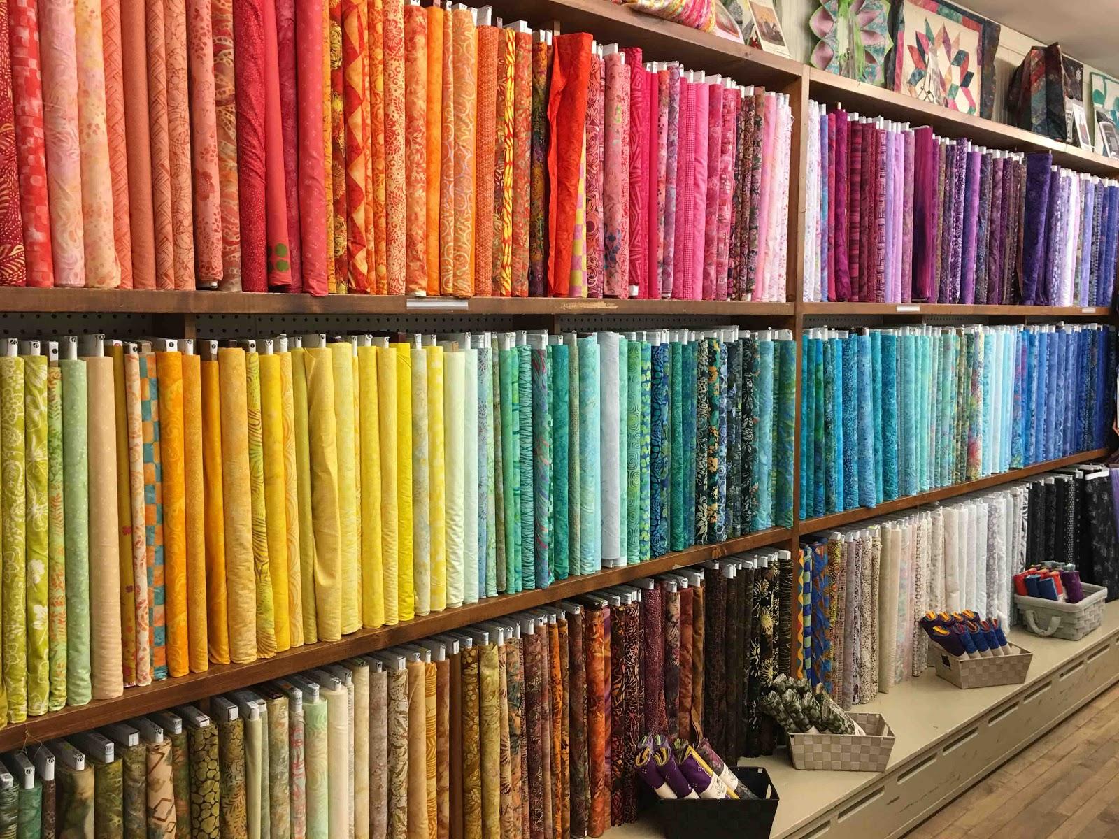 Cat Patches: A Cornucopia of Quilt Shops : quilt shops - Adamdwight.com
