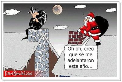 Imagenes chistosas y Graciosas para navidad