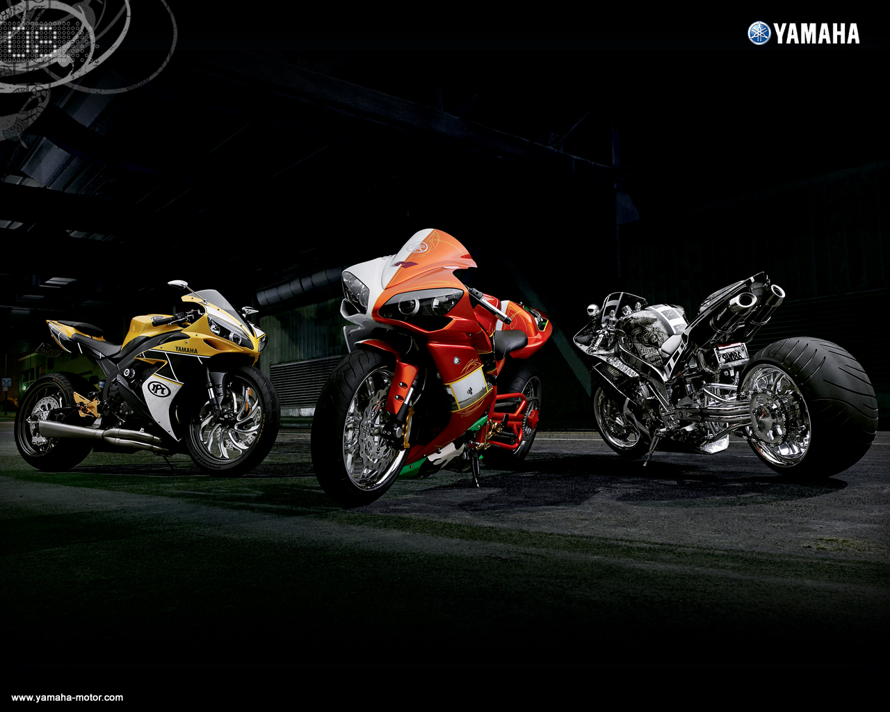 Cute HD Pictures: Yamaha Rd Wallpapers