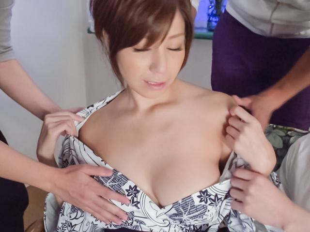 Foto Mesum Hot Artis Bokep Chihiro Akino Jepang Cerita Sex Bikin Coli