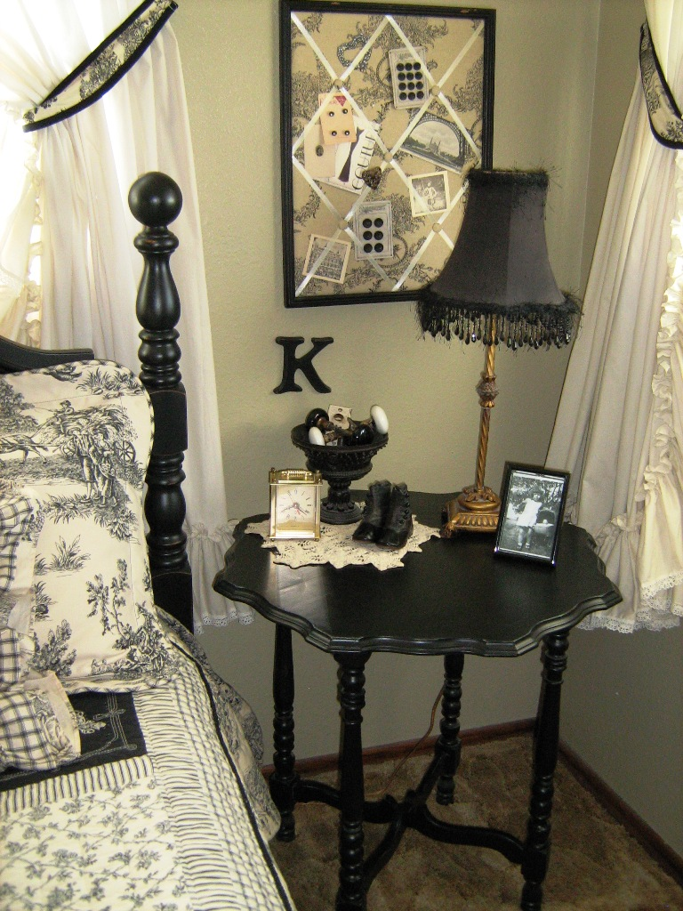 Kindred Style: French Country Bedroom