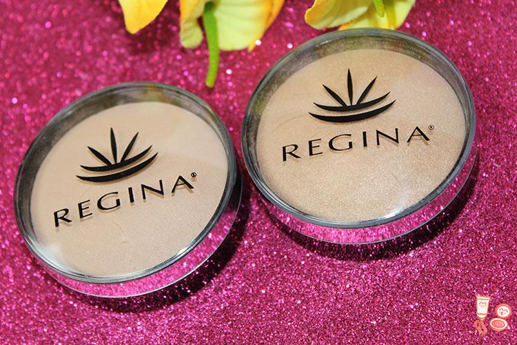 Iluminador y bronceador de Regina Cosmetics