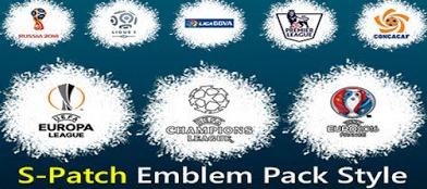PES 2016 Emblem Pack untuk Semua Patch