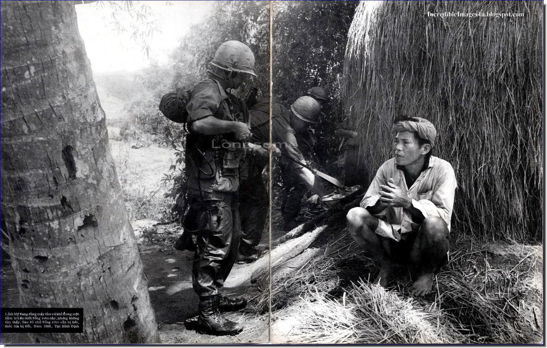 How did the Vietnam War affect America?