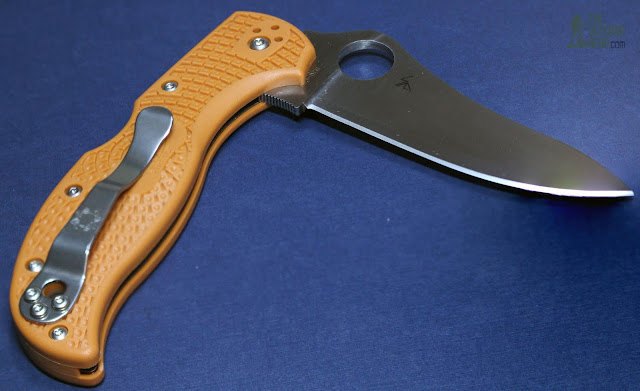Spyderco HAP40 Stretch - Product View 3