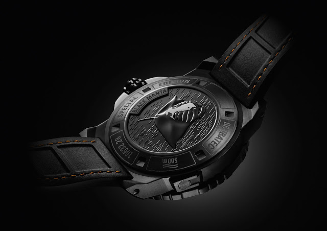 Carl F. Bucherer Patravi Scubatec Black Manta Special Edition Automatic Watch