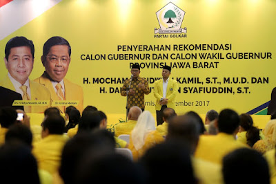 Udunan Warga Untuk Ridwan Kamil