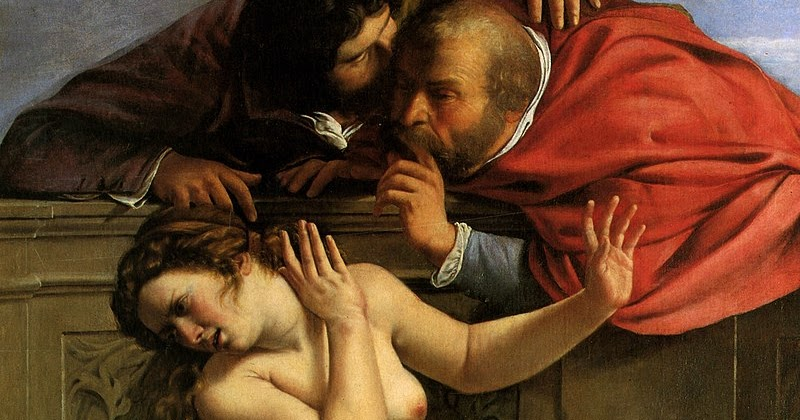 My Head Is Full of Books: Meet Artemisia Gentileschi through