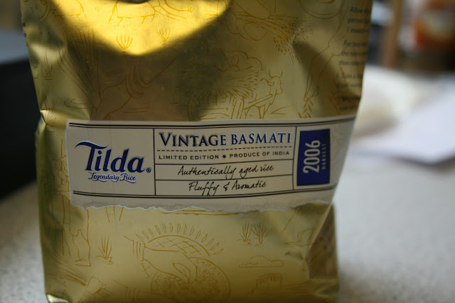 Tilda Vintage Basmati Rice Aged for 7 Years
