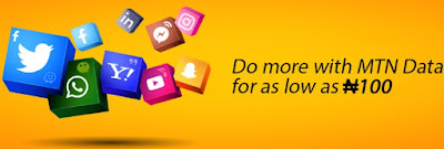 MTN: Latest  Data Plans and It's Prices 2017  Data-plan-creative
