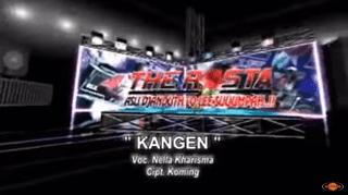 Lirik Lagu Kangen (Koming) - Nella Kharisma