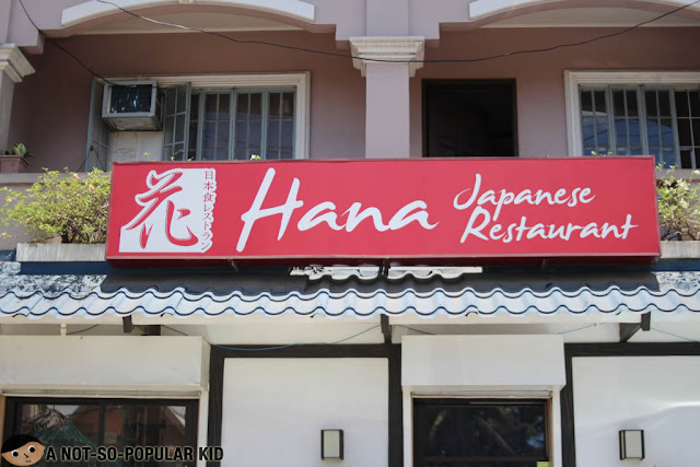 Hana - A Popular Japanese Restaurant in Pagsanjan, Laguna