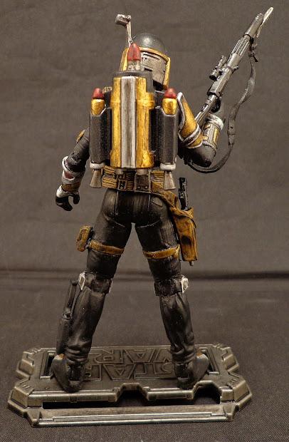 Star Wars Custom Mandalorian Action Figure