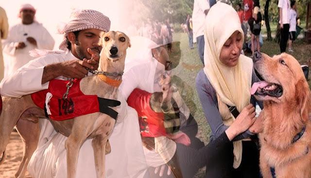Anjing Dalam Dogma dan Sejarah Islam