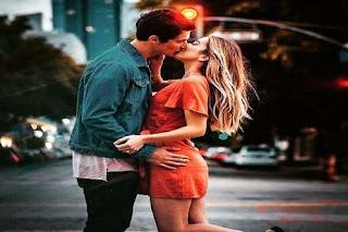 التقبيل في المنام ◁ تفسير حلم التقبيل بشهوه