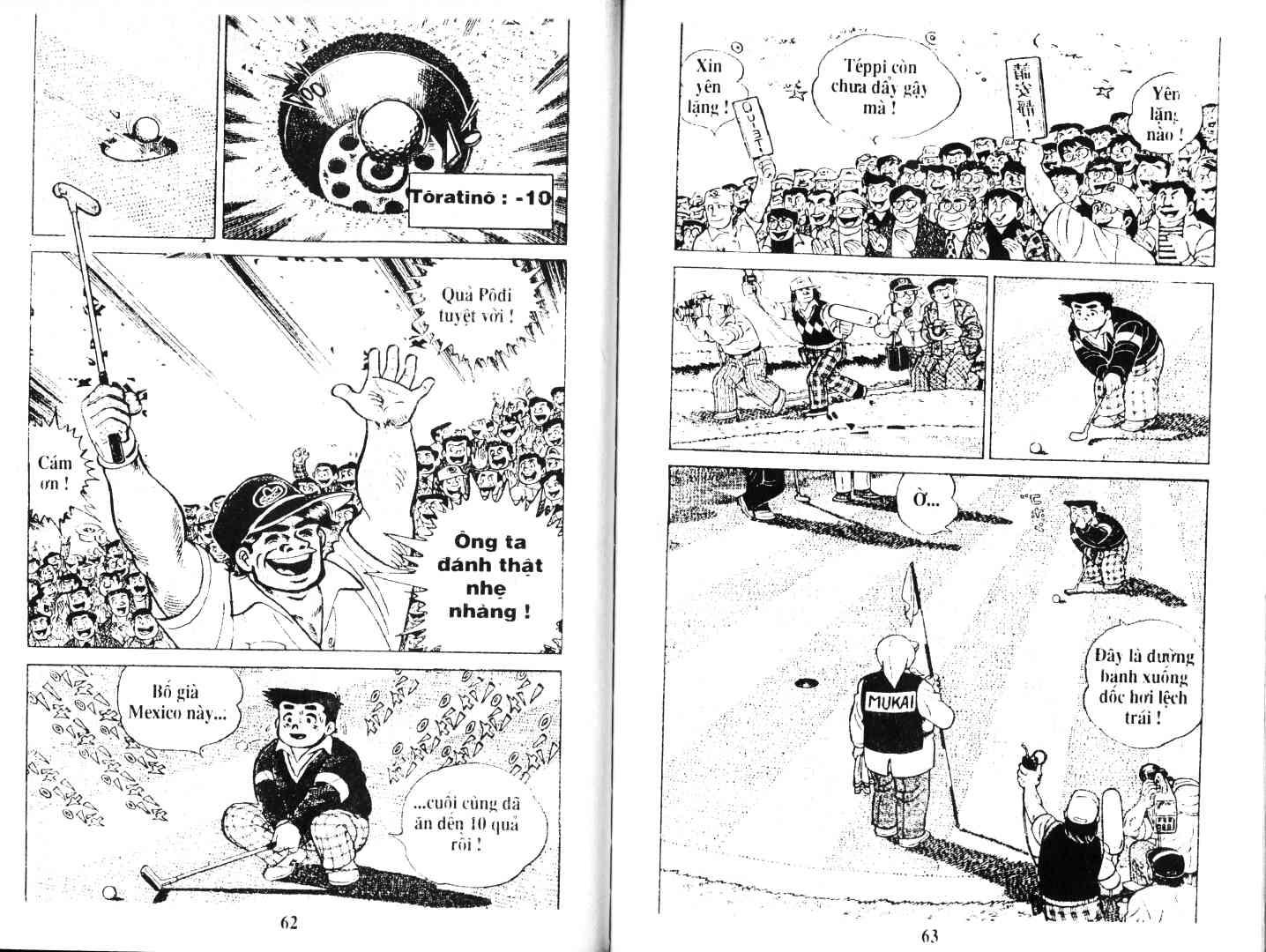 Ashita Tenki ni Naare chapter 43 trang 28