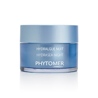 Product Review: Phytomer: Hydrasea Night Plumping Rich Cream
