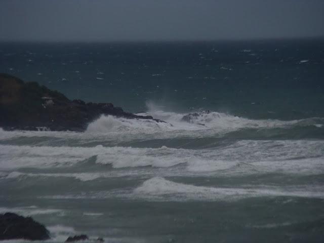 Banho de mar deve ser evitado neste final de semana