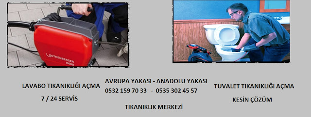Şişli Tuvalet Tıkanıklığı Açma,Şişli Pimaş Açma
