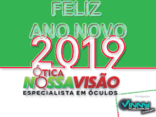 Feliz Ano Novo - 2019
