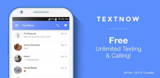 TextNow Premium Mod